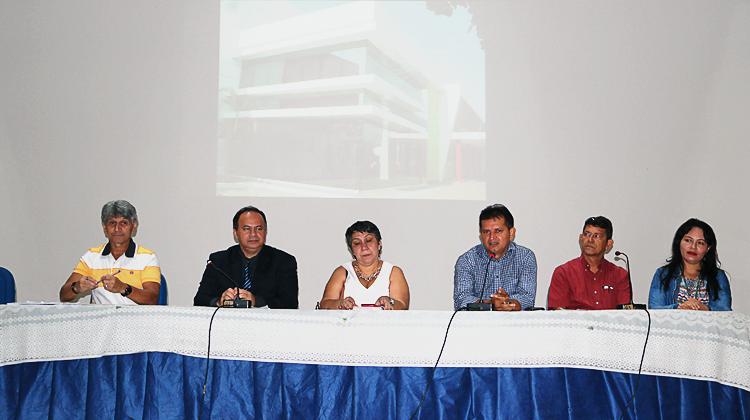 Início das aulas no Ifam CMC