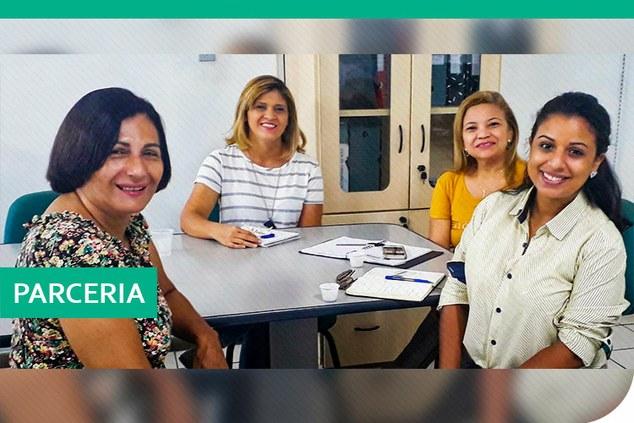 CMC discute parceria com UFAM e AMAZONCAD na área de Construção Civil