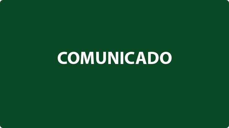 Comunicado: sábado letivo