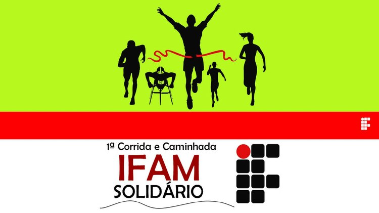 Corrida promovida por alunos do IFAM beneficiará Instituição