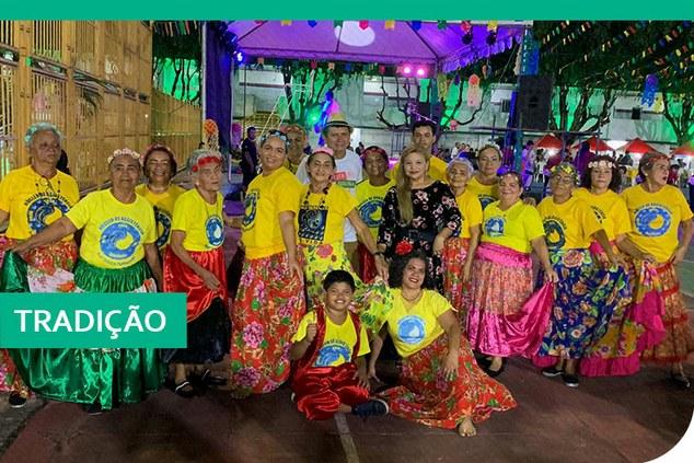 Festa Junina reforça a relação do IFAM-CMC com a família e a comunidade