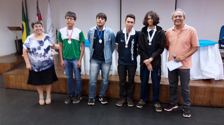 I Mostra de Jogos dos alunos do curso técnico integrado em Informática