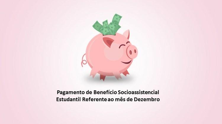 Pagamento de Benefício Socioassistencial Estudantil