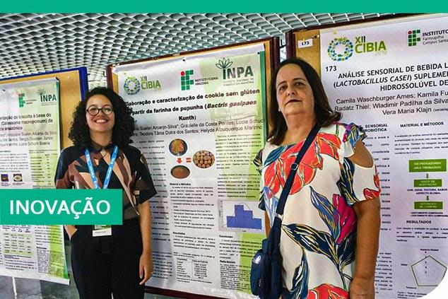Pesquisas desenvolvidas no curso de Tecnologia em Alimentos são apresentadas em congresso realizado em Portugal