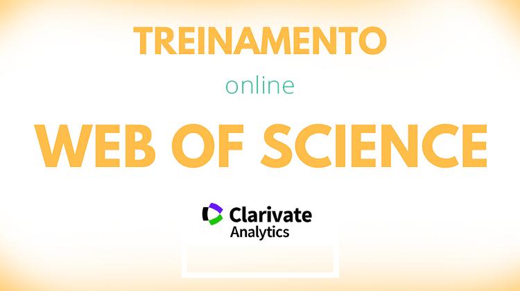 Primeiro treinamento de bases de dados científicas do ano