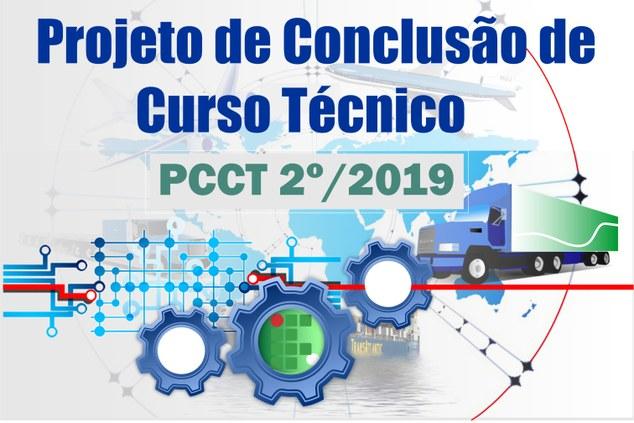 Edital - PCCT para o segundo semestre do ano letivo de 2019
