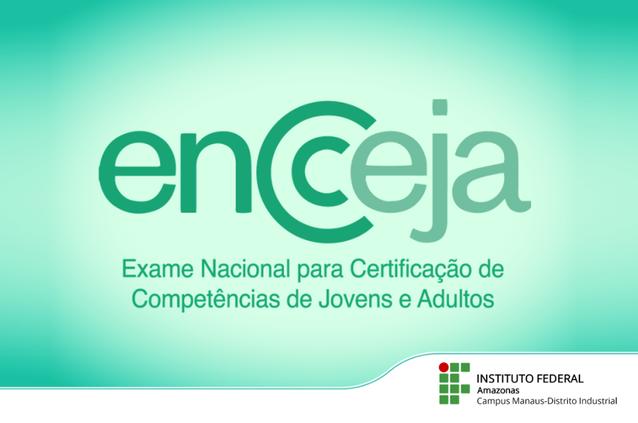 Participantes do Encceja podem solicitar certificação no CMDI