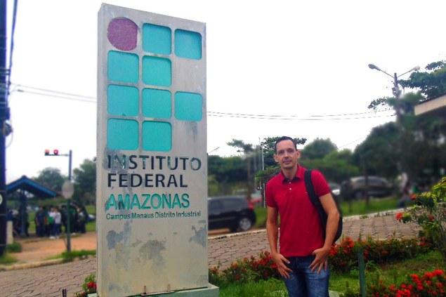 CMDI contribui com dados para pesquisa - Realidades e potencialidades da A3P no Instituto Federal do Amazonas