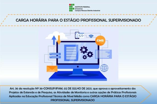 Aproveitamento de Projetos, Atividades de Monitoria e outras Práticas Profissionais.