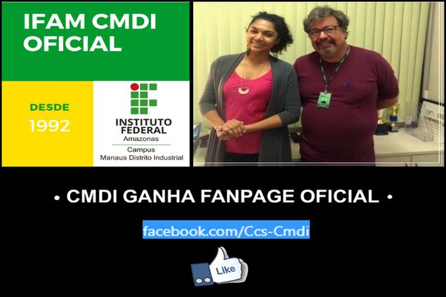 Campus Distrito ganha Fanpage Oficial