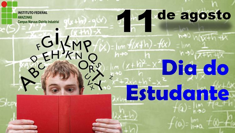 O CMDI parabeniza todos os estudantes pelo seu dia!