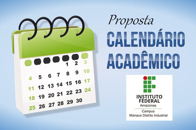 Consulta - Proposta para Calendário Acadêmico 2018