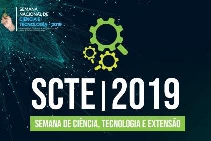 SCTE 2019  - Abertura de inscrições e Chamada para voluntários
