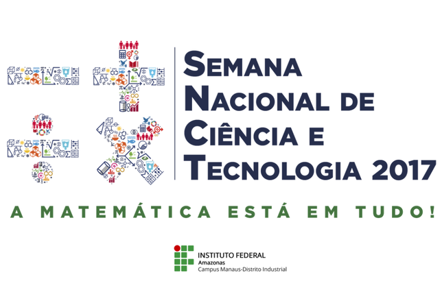 XIV Semana Nacional de Ciência e Tecnologia do CMDI