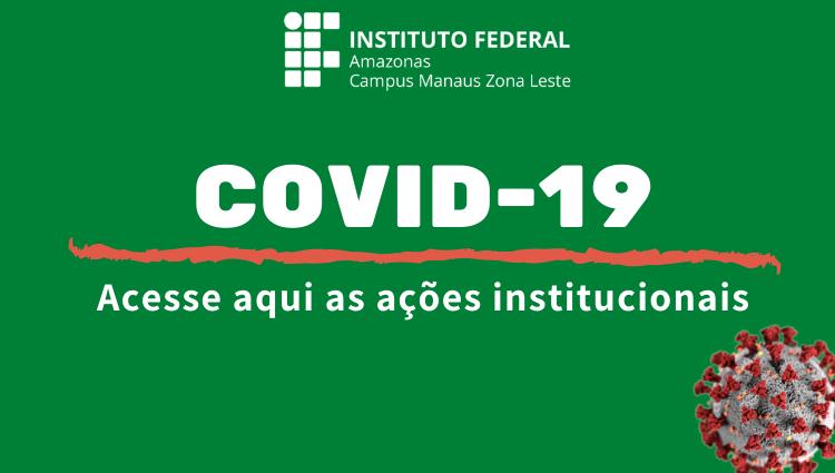 COVID-19 Institucional