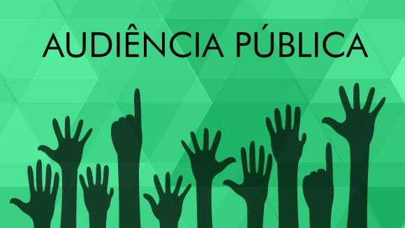 Audiência Pública - Técnico em Administração