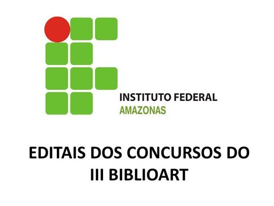 CMZL divulga os Editais dos Concursos do III Biblioart