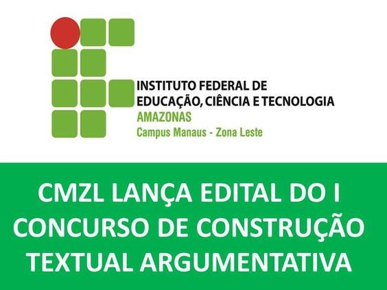 CMZL lança Edital do I Concurso de Construção Textual Argumentativa