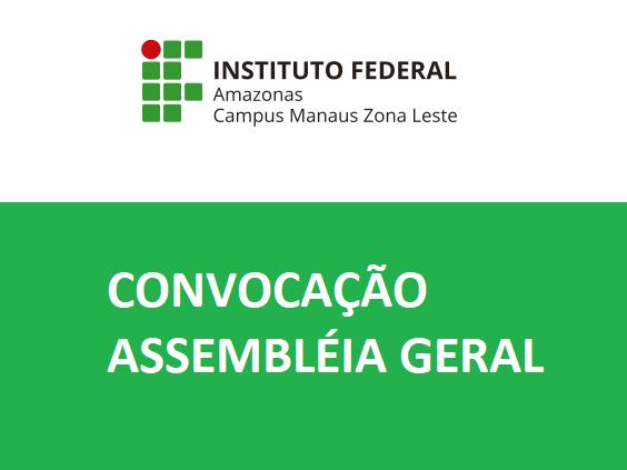 Convocação de egressos para Assembleia Geral
