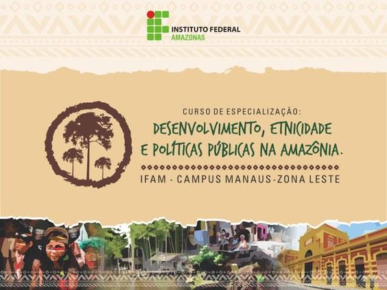 IFAM CMZL divulgado Edital do Curso de Pós-Graduação