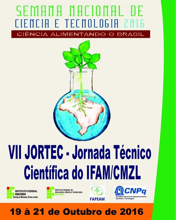 Semana Nacional de Ciência e Tecnologia - 2016 — Portal do