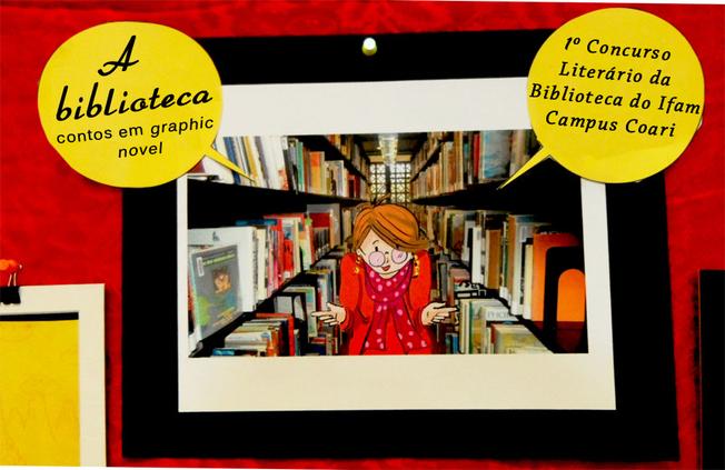 I Concurso literário da Biblioteca