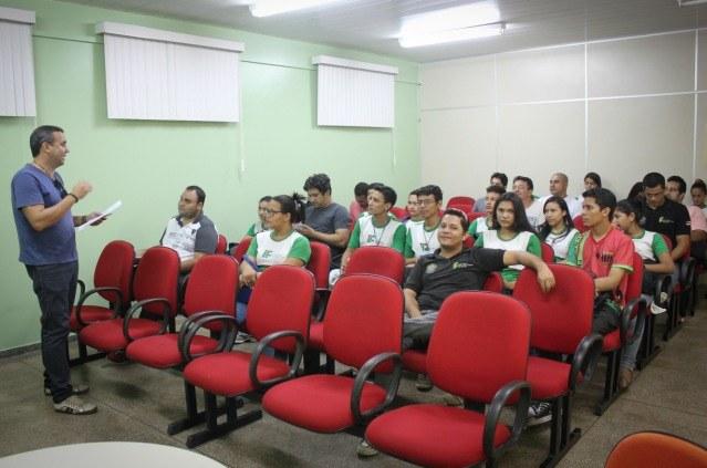 IFAM CCO dá início aos projetos de iniciação científica