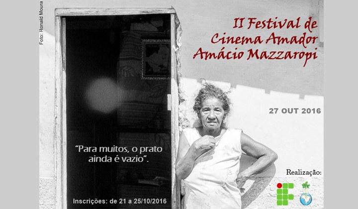 II Festival de Cinema Amador Amácio Mazzaropi
