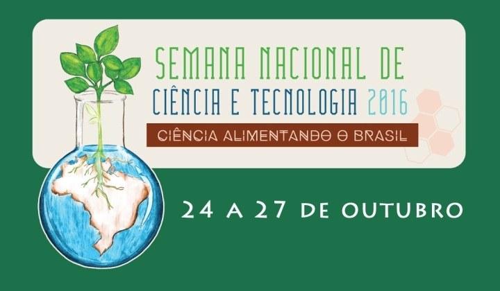 Semana Nacional de Ciência e Tecnologia do IFAM CCO