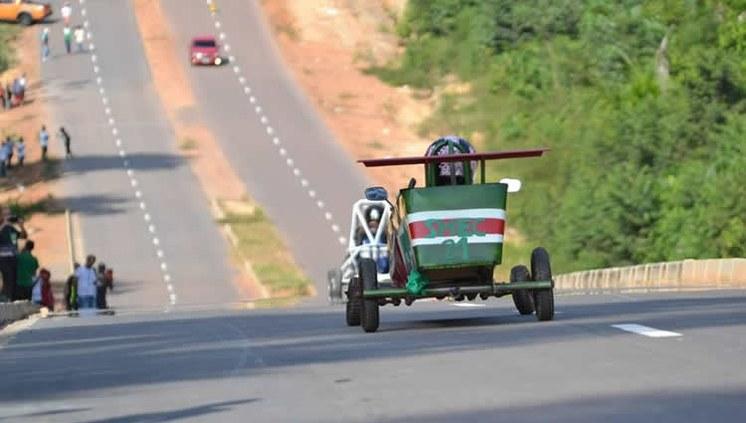 Curso de Mecânica promove a 2ª Gravity Racing das Cachoeiras