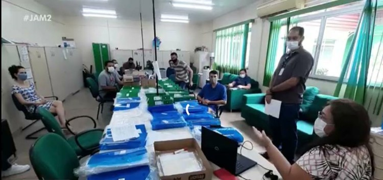 IFAM implementa atividades pedagógicas não presenciais em parceria com Secretaria Municipal de Educação de Presidente Figueiredo