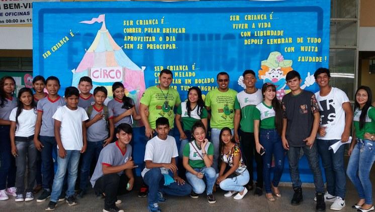 IFAM Itinerante desenvolve atividades na zona rural de Presidente Figueiredo