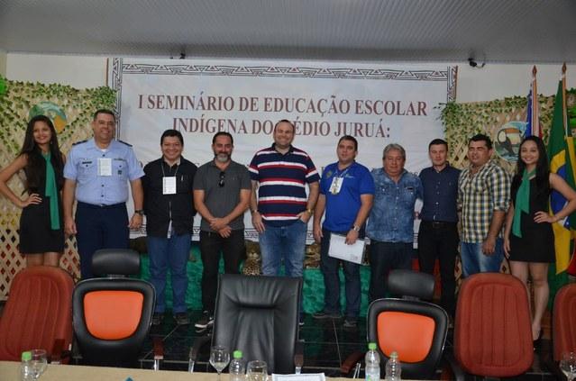 I Seminário de Educação Escolar Indígena é promovido pelo IFAM/Campus Eirunepé