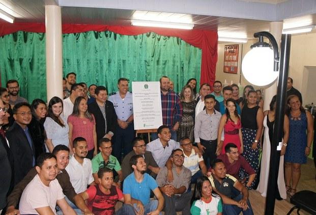 "IFAM/Campus Eirunepé recebe a ""Reitoria Itinerante"""