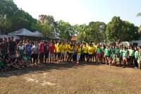 Alunos do IFAM participam da 4ª Gincana Estudantil