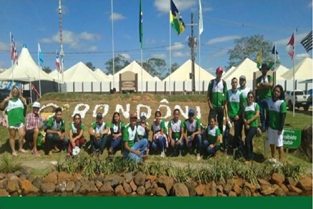 Recursos Pesqueiros na Rondônia Rural Show
