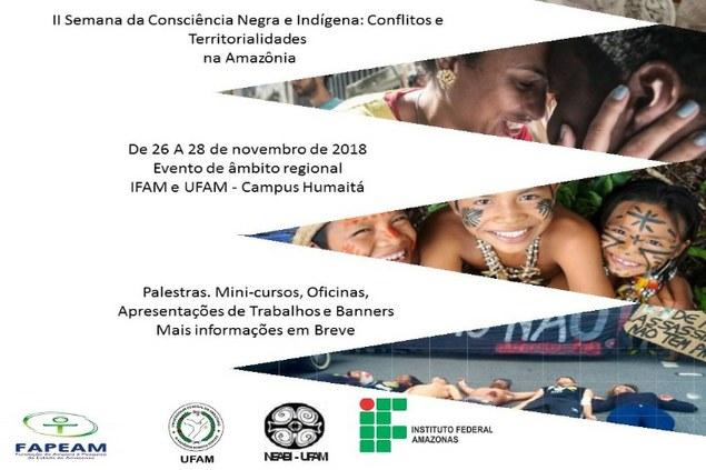 Projeto sobre consciência negra e indígena ganha recursos da FAPEAM