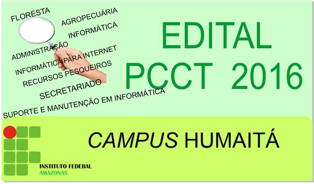PCCT 2016 - HUMAITÁ