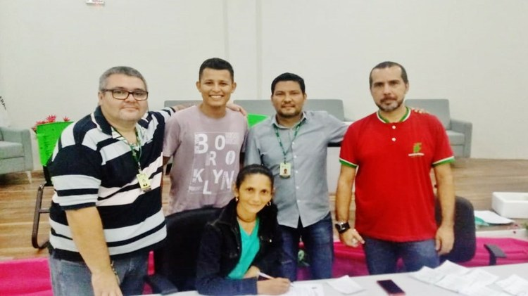 Eleição da comissão eleitoral local do campus Itacoatiara