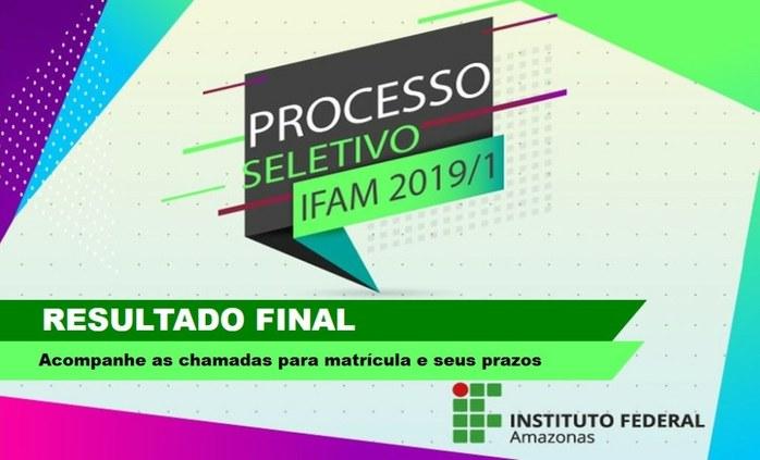 IFAM Itacoatiara abre 265 vagas para cursos técnicos