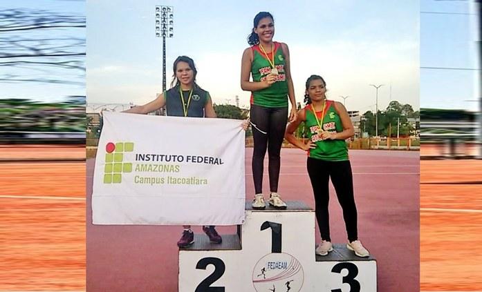 IFAM Itacoatiara conquista o seu melhor resultado em participações no JIFAM