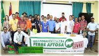 ABERTURA DA 1º ETAPA DA CAMPANHA NACIONAL DE VACINAÇÃO CONTRA FEBRE AFTOSA