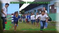 Atividade de extensão – Semana dos povos indígenas