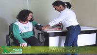 Avaliação de saúde no IFAM Campus Lábrea