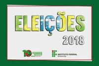 Processo de consulta eleitoral para a escolha dos cargos de Reitor do IFAM e de Diretores-Gerais dos campi.