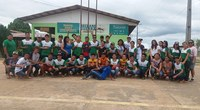 Campus Lábrea recebe visita dos alunos de Agropecuária do Campus Humaitá