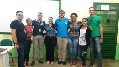 CPI Campus Lábrea promove palestra Para Servidores e Discentes.
