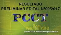 PROCESSO DE SELEÇÃO PARA REALIZAÇÃO DE PROJETOS DE CONCLUSÃO DE CURSO TÉCNICO