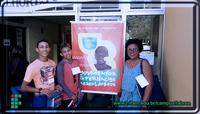 Estudantes do campus Lábrea participam do VII Simpósio Internacional sobre a Juventude Brasileira (JUBRA) em Fortaleza.