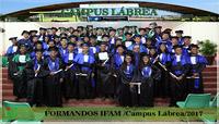 Formandos IFAM - Campus Lábrea 2017